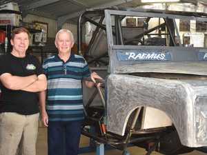 Oldest off-road racer will be rebuilt for disabled veterans