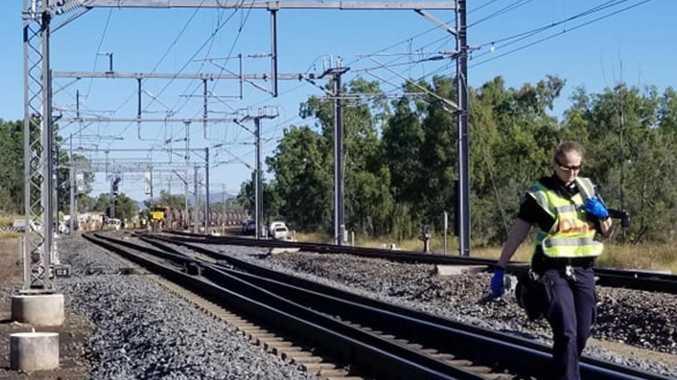 QLD Rail CEO 'deeply saddened' by train collision death