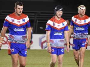 Off-side controversy sours semi final thriller