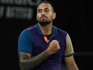 Kyrgios in downright weird boxing proposal