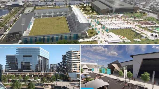 How Kawana emerged as Games venue 'rival' to new CBD