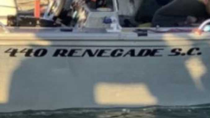 Man found clinging to boat, wife still missing after tragic fishing trip