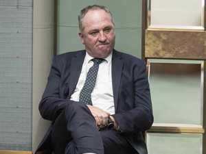 'Women unhappy': Barnaby's big problem