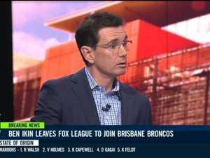 """Ben Ikin reveals how he'll """"fix the Broncos"""""""