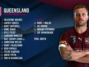 Who will suit up for the Maroons in Origin II?