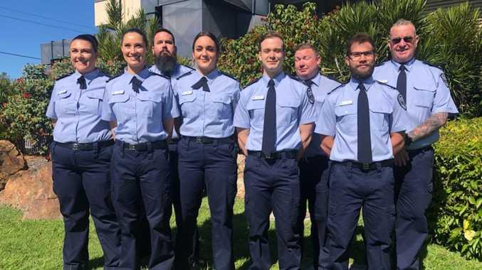 Eight new prison graduates for Capricornia