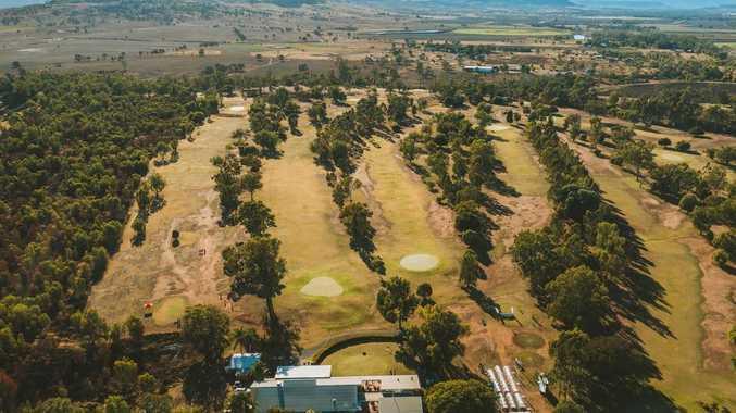 Major Qld golf event heads to Biloela