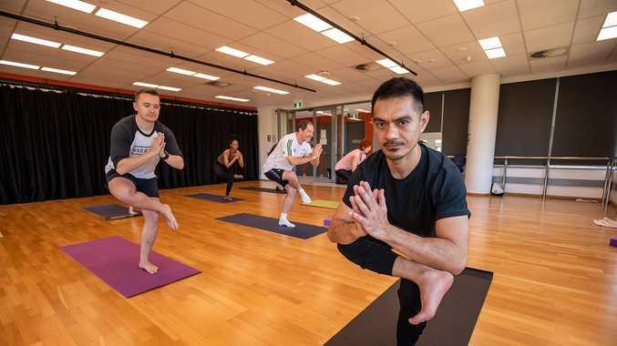 USQ study reveals why more men avoid yoga