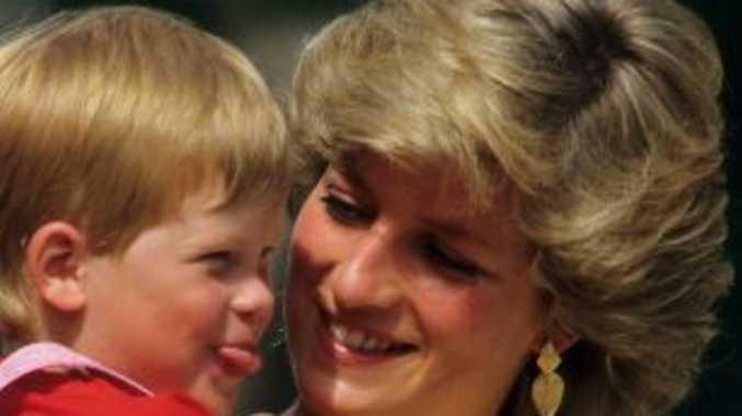 Harry's quick UK dash for Diana memorial