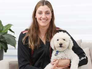 Meet our new Olympic swim super girl