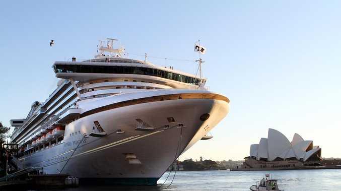New push for Aussie cruises to set sail