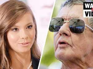 Bindi 'taking a break' amid Irwin family feud