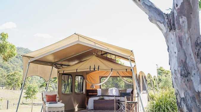 Altum reveals plans for glamping tent village on GKI