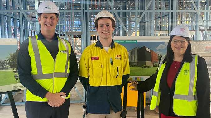 Construction ramps up at Coast's new $75m primary school