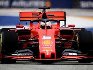 Man dies during F1 'team building' trip