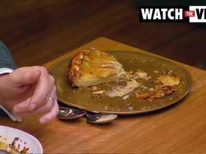 Minoli's Raw Pastry Disaste
