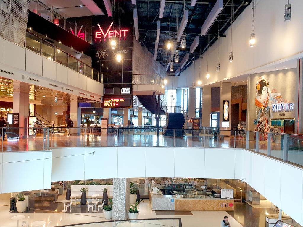 Bondi Junction Westfield shopping centre.