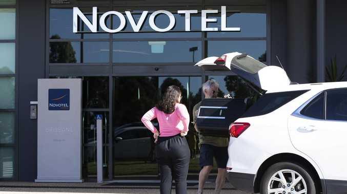 'We need regional quarantine': Premier's plea as Covid runs rampant in hotel