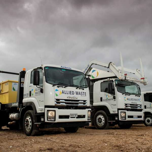 Allied Waste is a specialist waste services company providing tailored solutions for commercial, industrial and domestic clients.