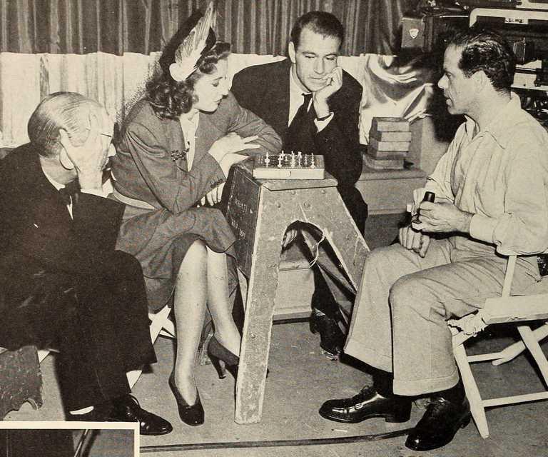 A tribute to Frank Capra
