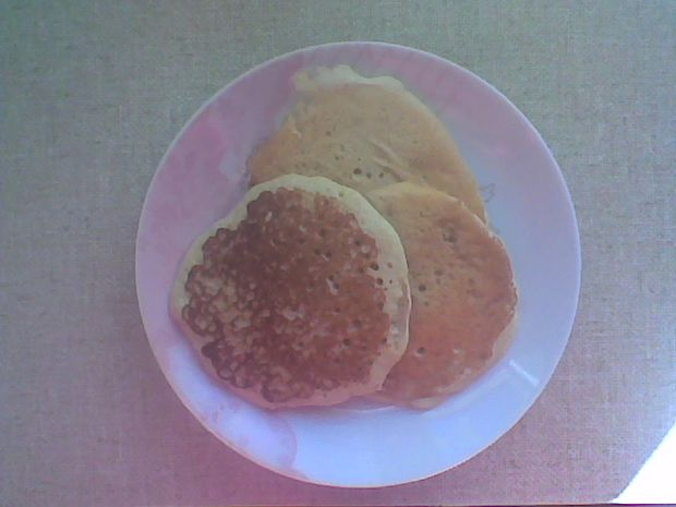 Healthy alternative to humble pikelet
