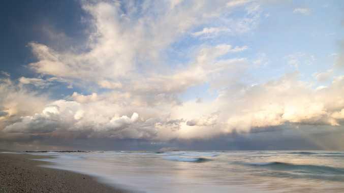 Sunset over Corindi Beach. Photo: Contributed