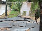 Flood Destruction, Gowdie Avenue - Rockhampton - User Contributed