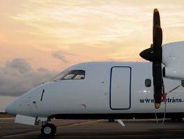 Skytrans' mighty Dash 8!