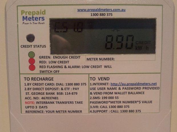 Prepaid Electricity Meters similar to Prepaid Mobile Phones