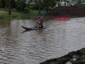 Dalby in clean-up mode after floodwaters inundate town