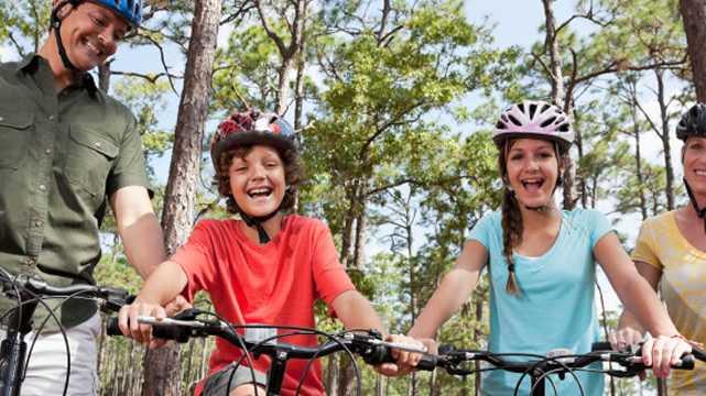 Community Bike Event in Support of Bike Week