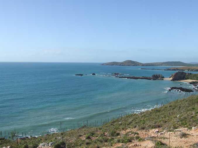 Stanage Bay