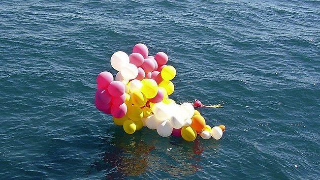 Ban Helium Balloons in Queensland