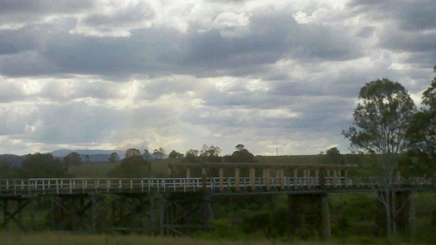 The fight to save the Tabulam Bridge