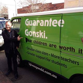 The Children of the Clarence and Gonski