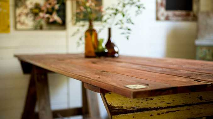 Reclaimed with love, Dirty Old Town Furniture. Photo by Suze McLeod