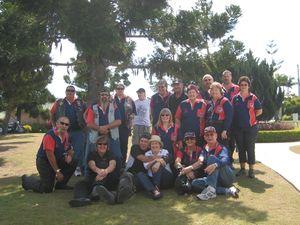 Lockyer Ulysses ride at Cascade Gardens