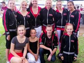 Hervey Bay Dance School On The Move