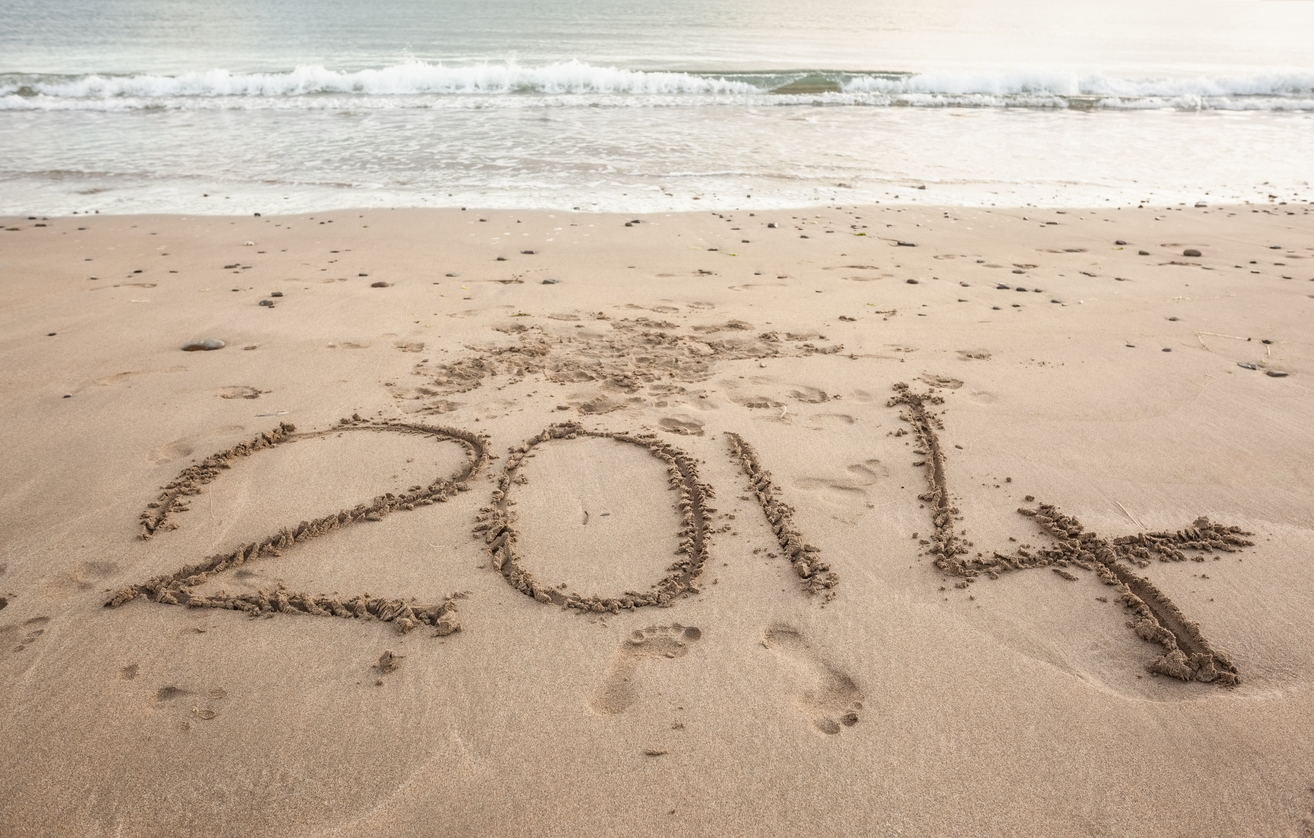 New Year's Health Resolutions © Glowimages