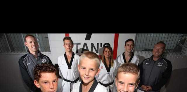 LOCAL TEENAGER HEADS TO LAS VAGAS TO COMPETE FOR TAEKWONDO