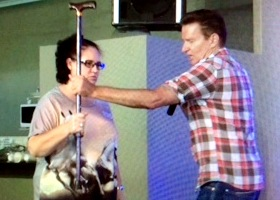 Crippled Caboolture Resident Miraculously Healed