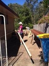 Backyard Blitz Brings Community Spirit Alive in Ballina