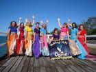 Nefertiti belly dance teachers work together