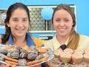 Students in Year 11 Religion & Ethics organised Australia's Biggest Morning Tea last Wednesday.