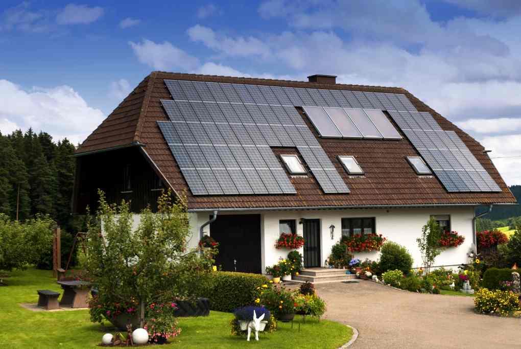 Energy-Efficient House