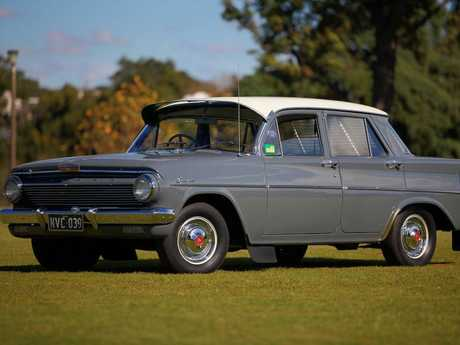 Rare 1963 unrestored EJ Holden to be shown at the 29th All Holden Day
