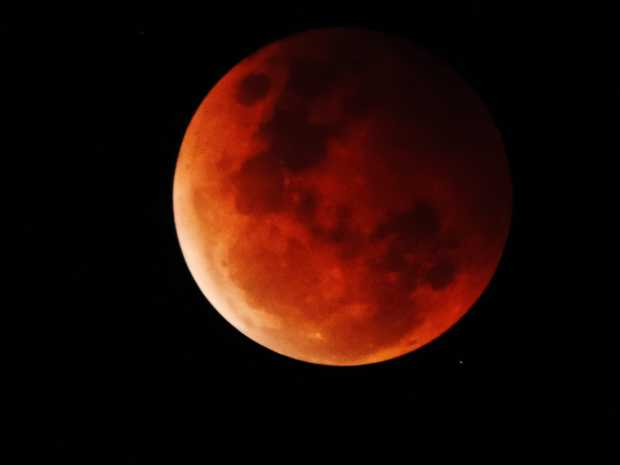 First super blue blood moon eclipse in more than 150 years