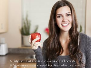 Is there a daily diet that curbs perfectionism, eating disorders?