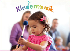 Kindermusik Begins again for 2015