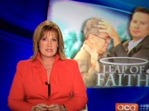 Tracey Grimshaw and 'A Current Affair' investigate John Mellor Healing Ministry